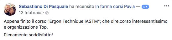 recensione corso ergon tecnique facebook 2